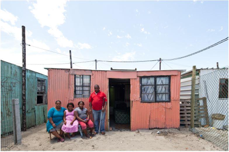 Township, Zuid-Afrika